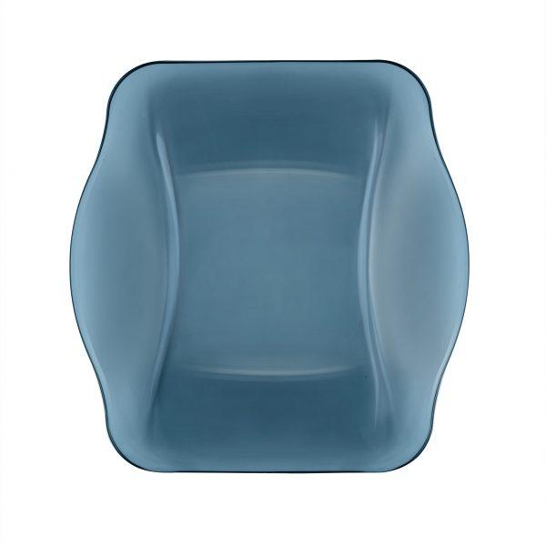 YBON011 352160IT 352160 NETTUNO BLUE SOUP PLATE 22  B12