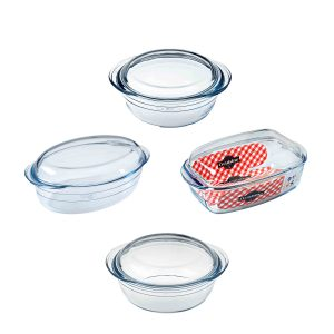 Casseroles with Lid
