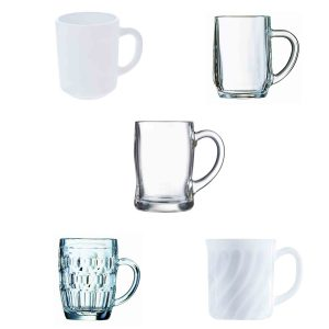 Luminarc Mugs