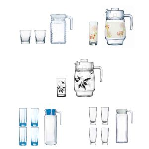 Luminarc Water Sets