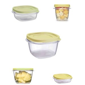 Easy Find Lids Yellow