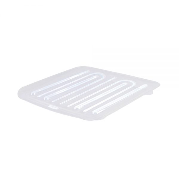 US RM 1180-AM WHT ANTI-MICR DISH DRAINER TRAY B6