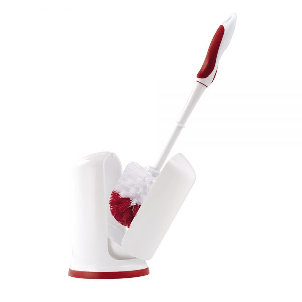 US RM 1A88 RED COVERED BOWL BRUSH SET