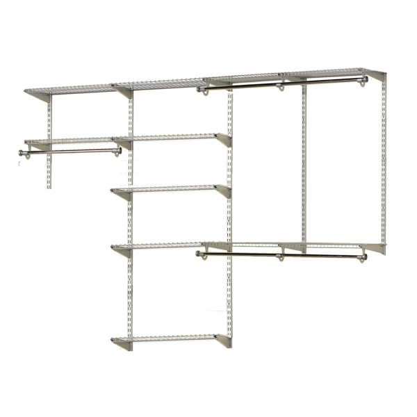 US RM 3H89 4-8 DELUXE CUSTOM CLOSET 22' SHELF C1.jpg