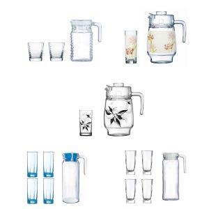 Luminarc Water Sets