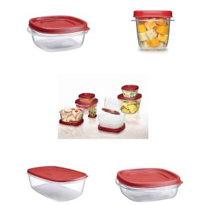 Easy Find Lids Red