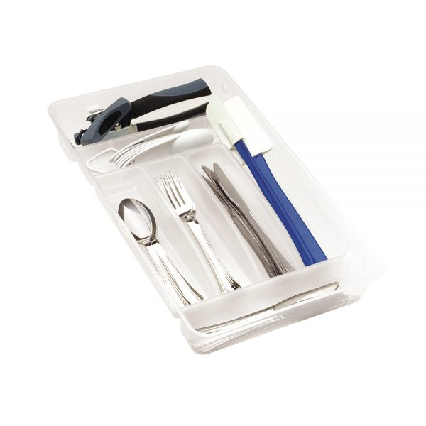 US RM 2944 FCLR SMART SOLUTIONS CUTLERY TRAY